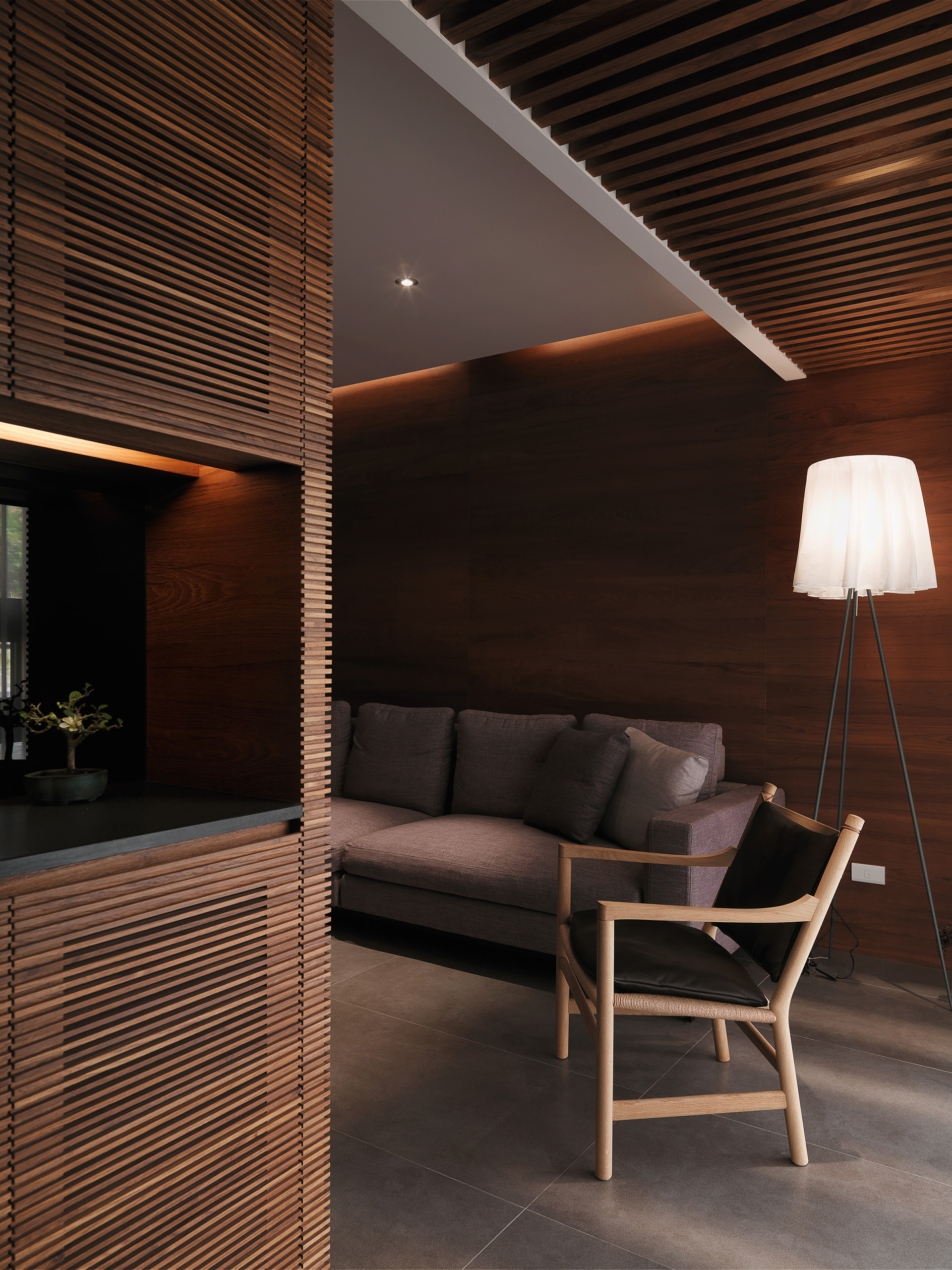 日作設計,李靜敏,室內設計,八德透天,日式建築,建築師