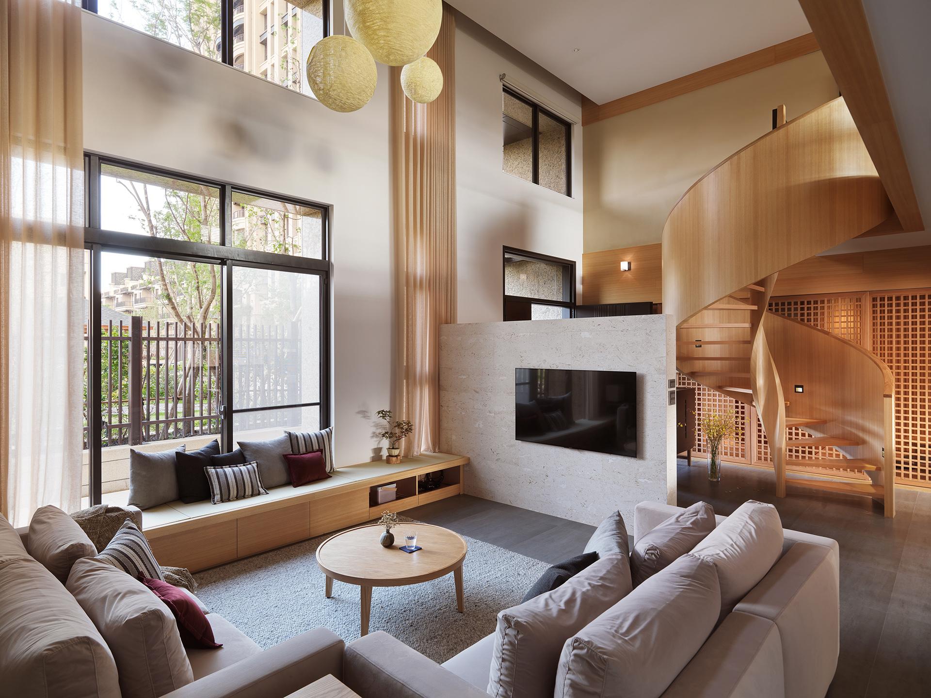 日作設計,室內設計,住宅裝修